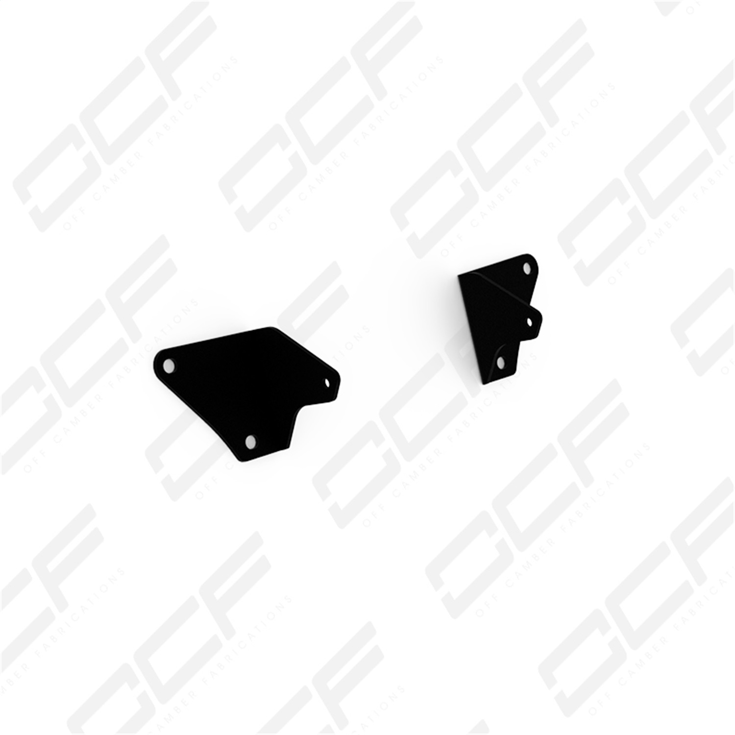 MBRP Exhaust Light Bar Mounting Kit
