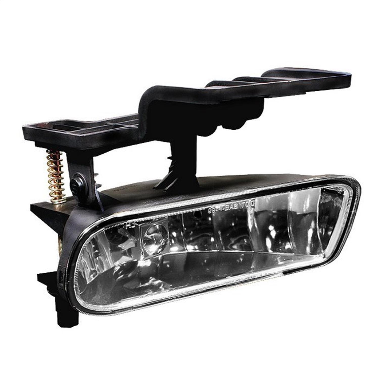 Spyder Auto Fog Light Assembly