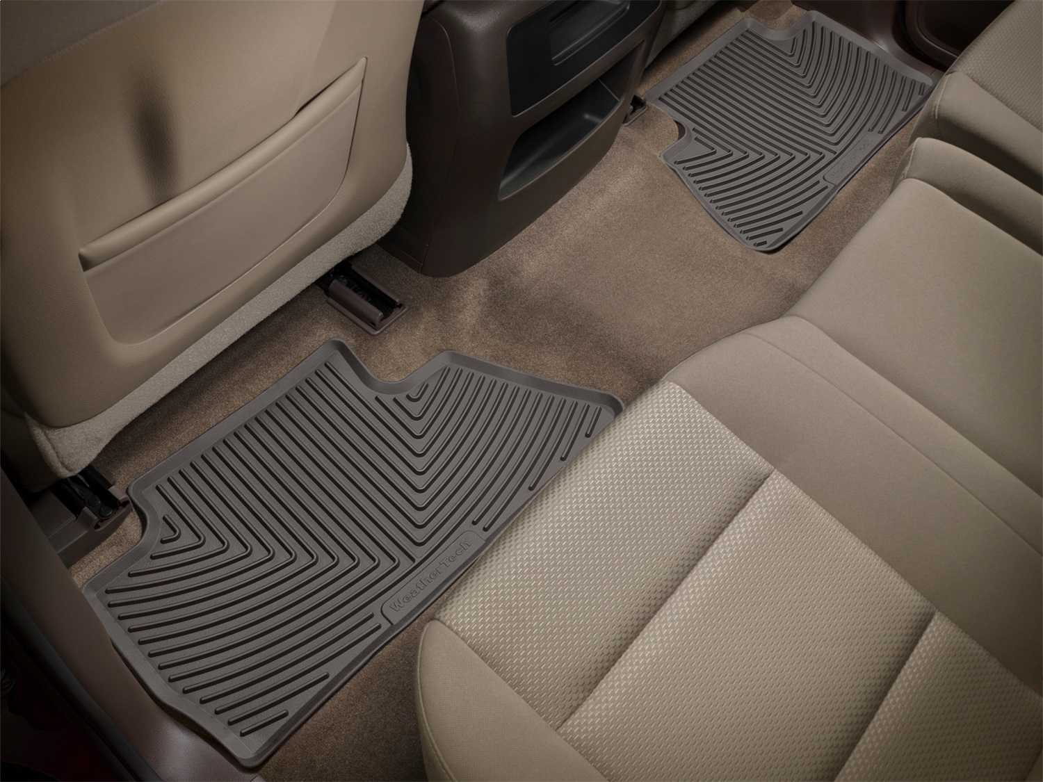 WeatherTech Floor Mat Set