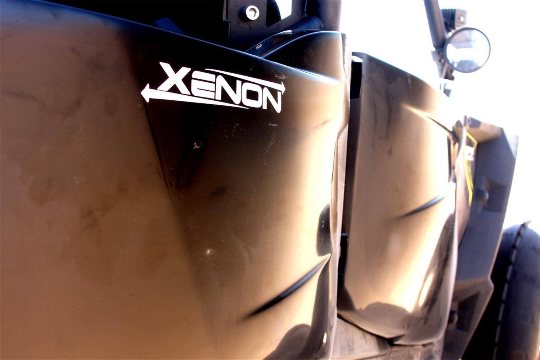 Xenon Door Interior Trim Panel
