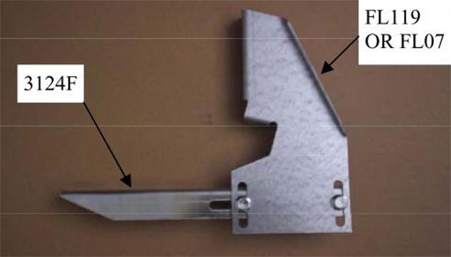 Owens Products Running Board Mount Kit