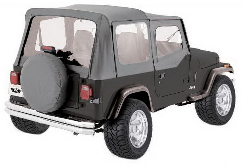 Rampage Spare Tire Cover
