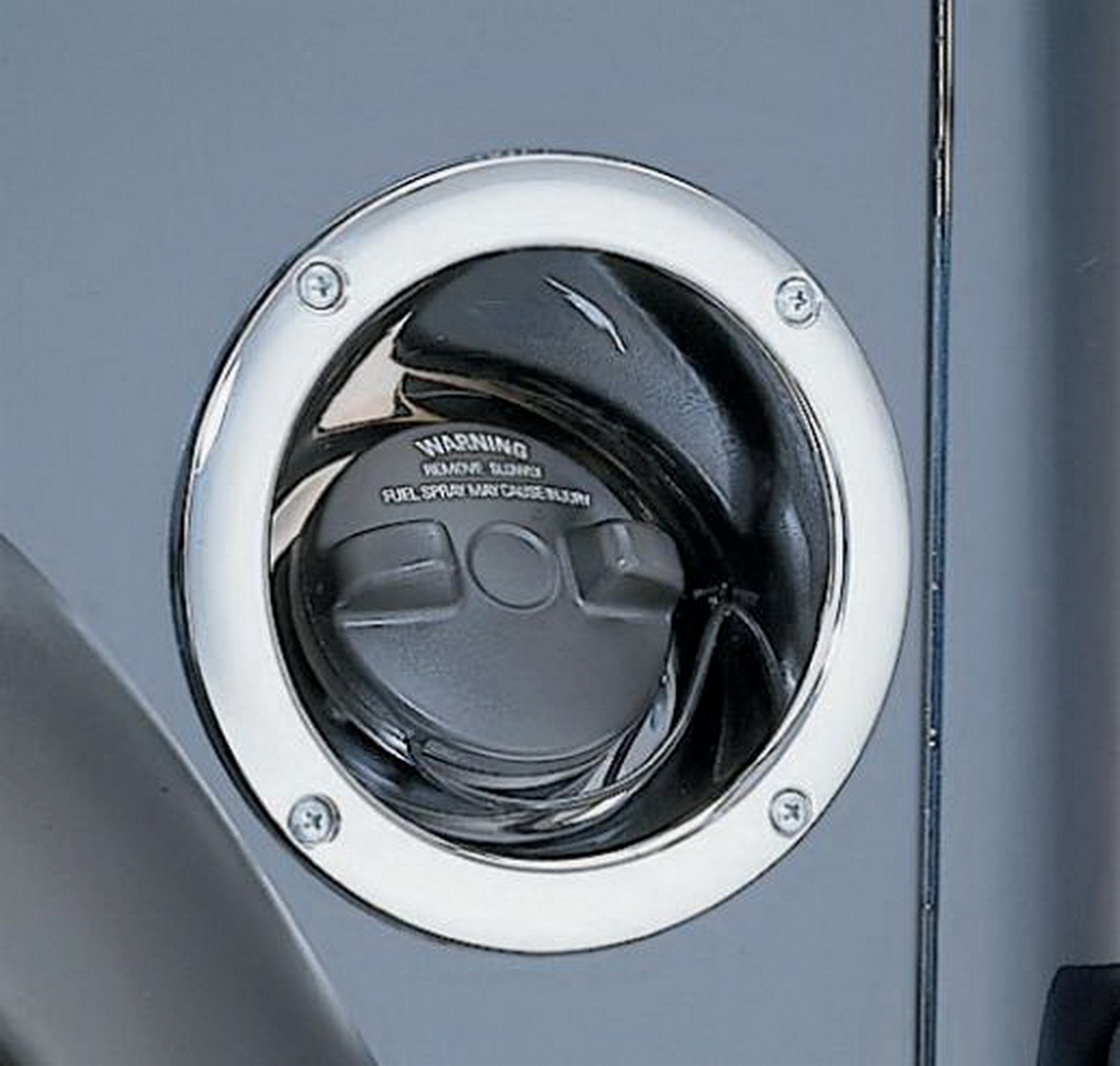Rampage Fuel Filler Door