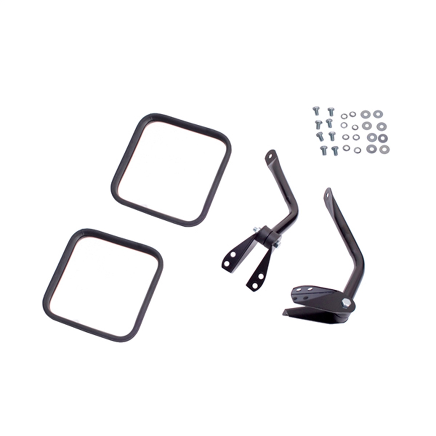 Rugged Ridge Door Mirror Kit