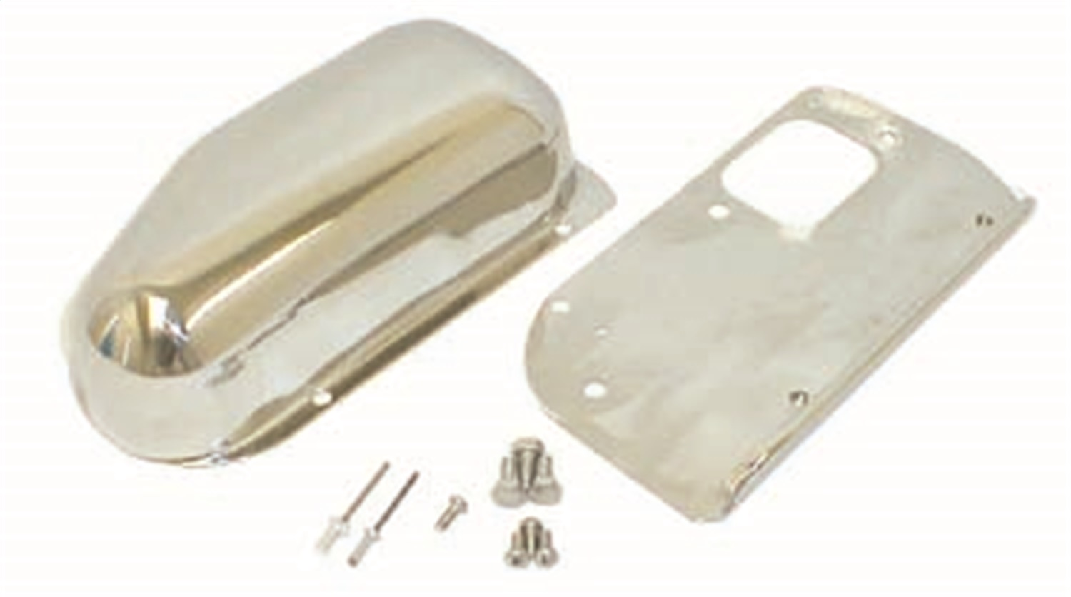 Rugged Ridge Windshield Wiper Motor Cover