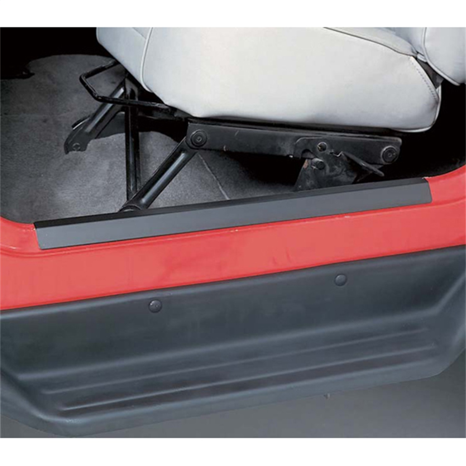 Rugged Ridge Door Sill Plate