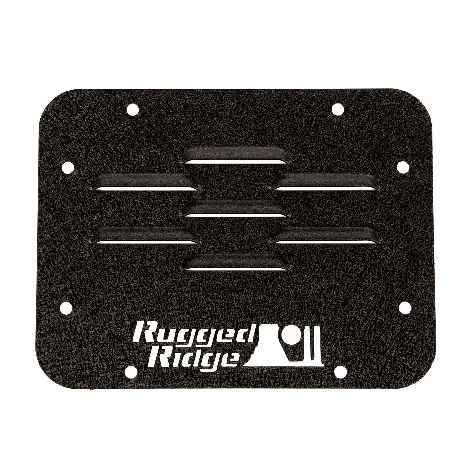 Rugged Ridge Spare Tire Carrier Delete Plate