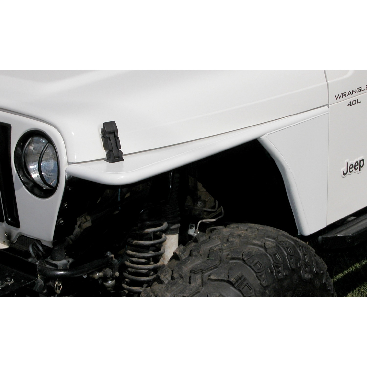 Rugged Ridge Fender Set