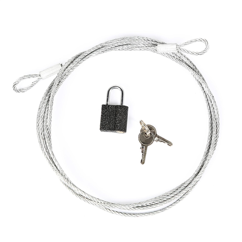 Rugged Ridge Car Cover Lock Set