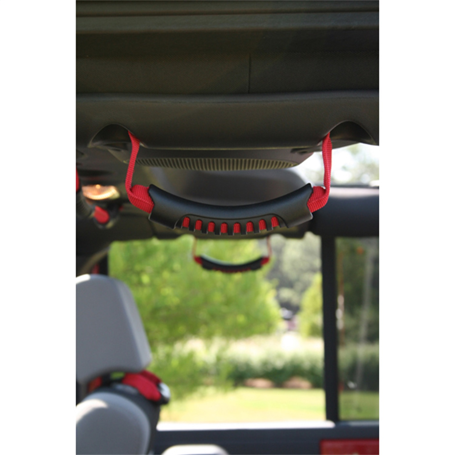 Rugged Ridge Interior Grab Bar