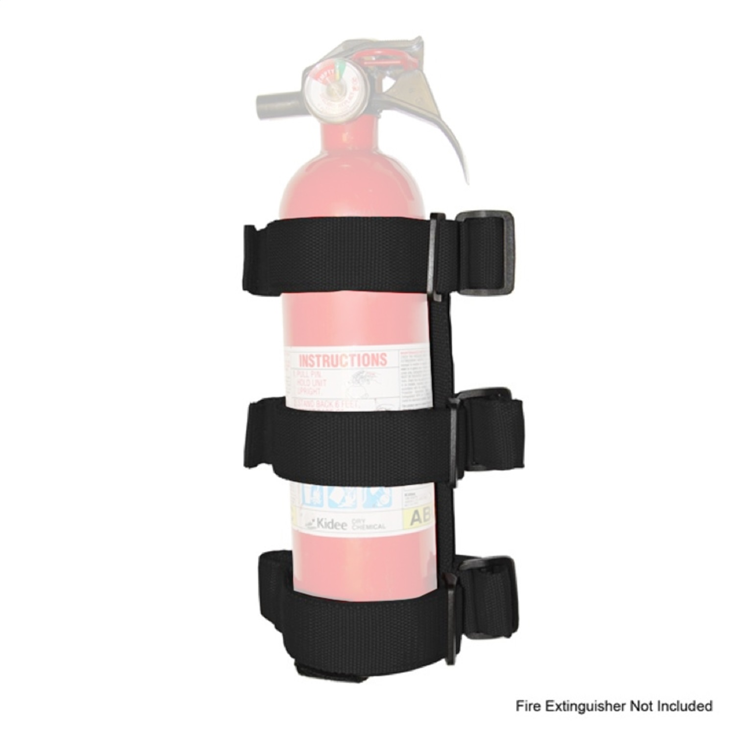 Rugged Ridge Fire Extinguisher
