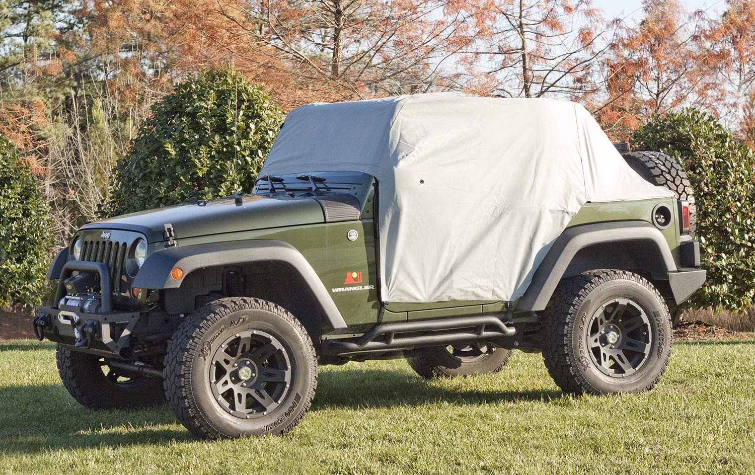 Rugged Ridge Car Cover