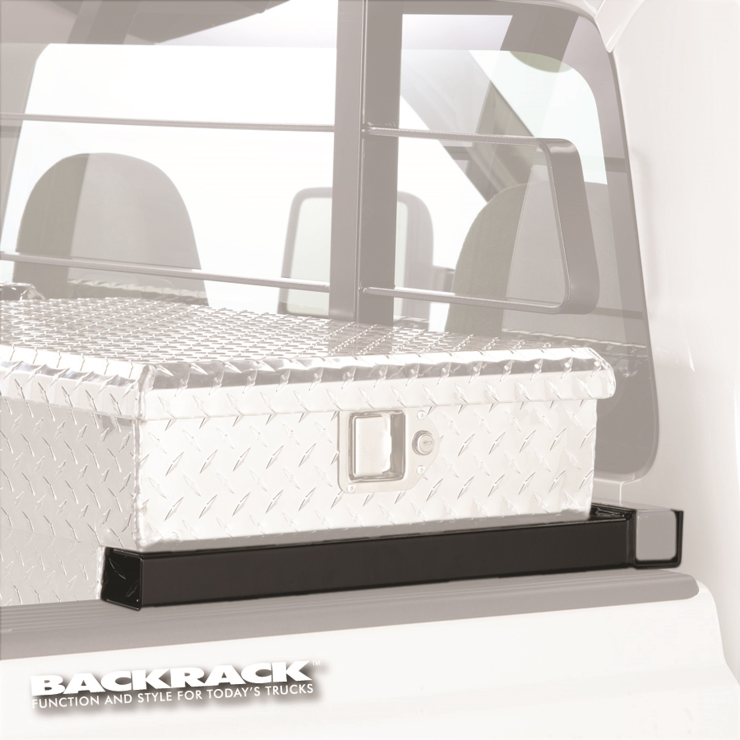 Backrack Truck Tool Box Mounting Kit