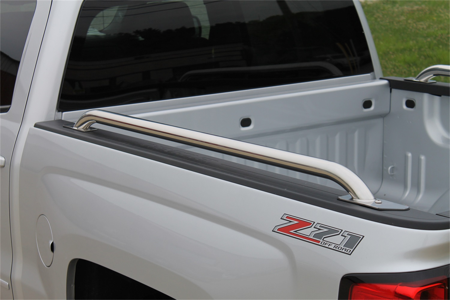 Raptor Truck Bed Side Rail