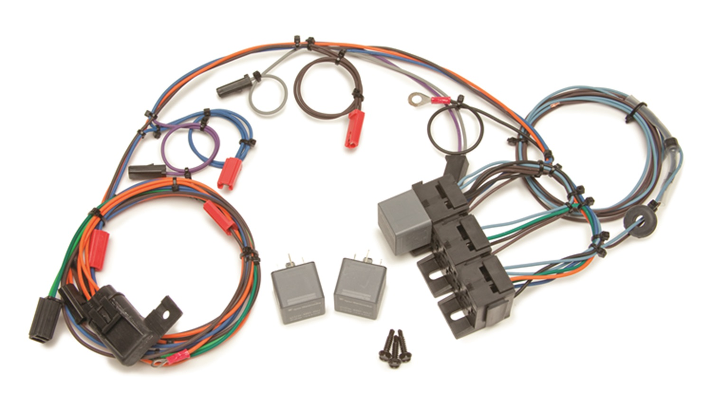 Painless Wiring Headlight Wiring Harness