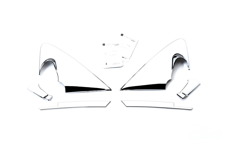 Putco Door Mirror Bracket Cover
