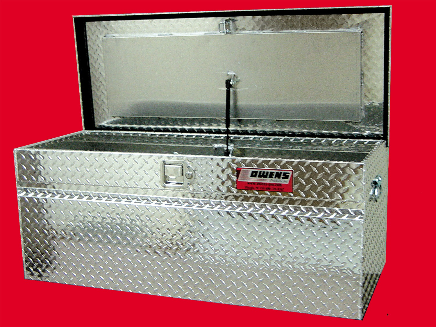 Owens Products Truck Tool Box