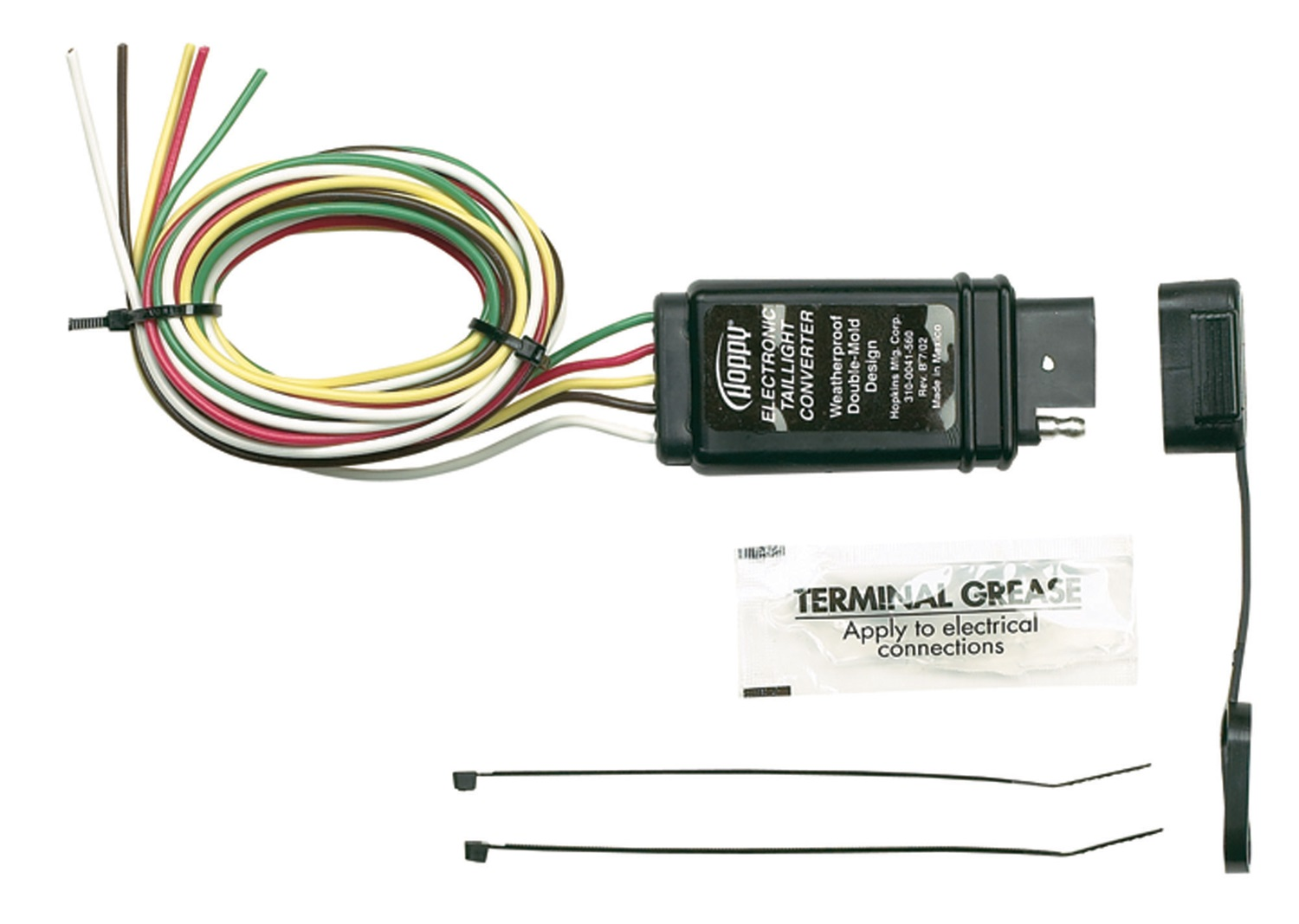Hopkins Towing Solution Trailer Wire Converter