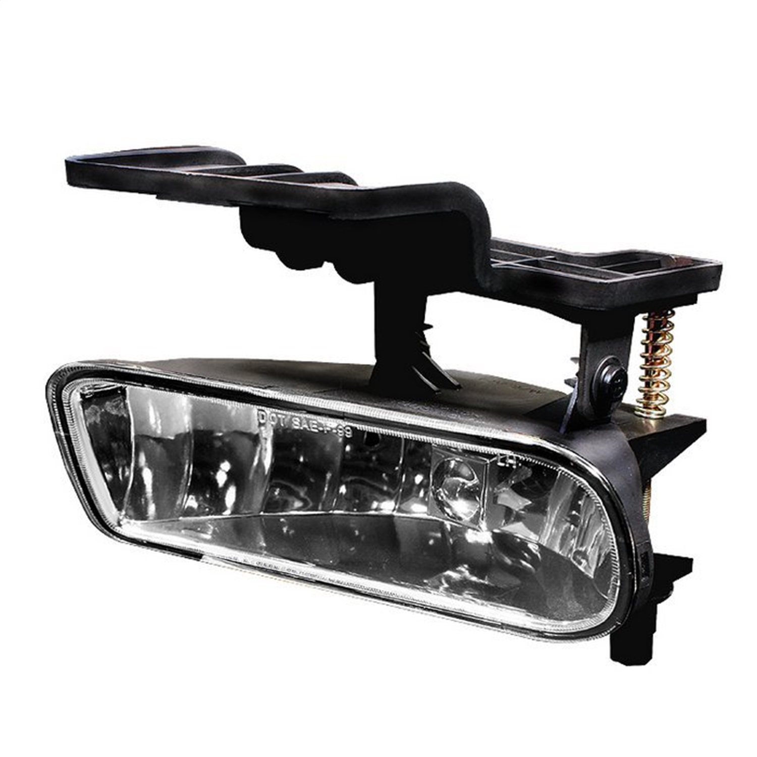 Spyder Auto Fog Light Assembly