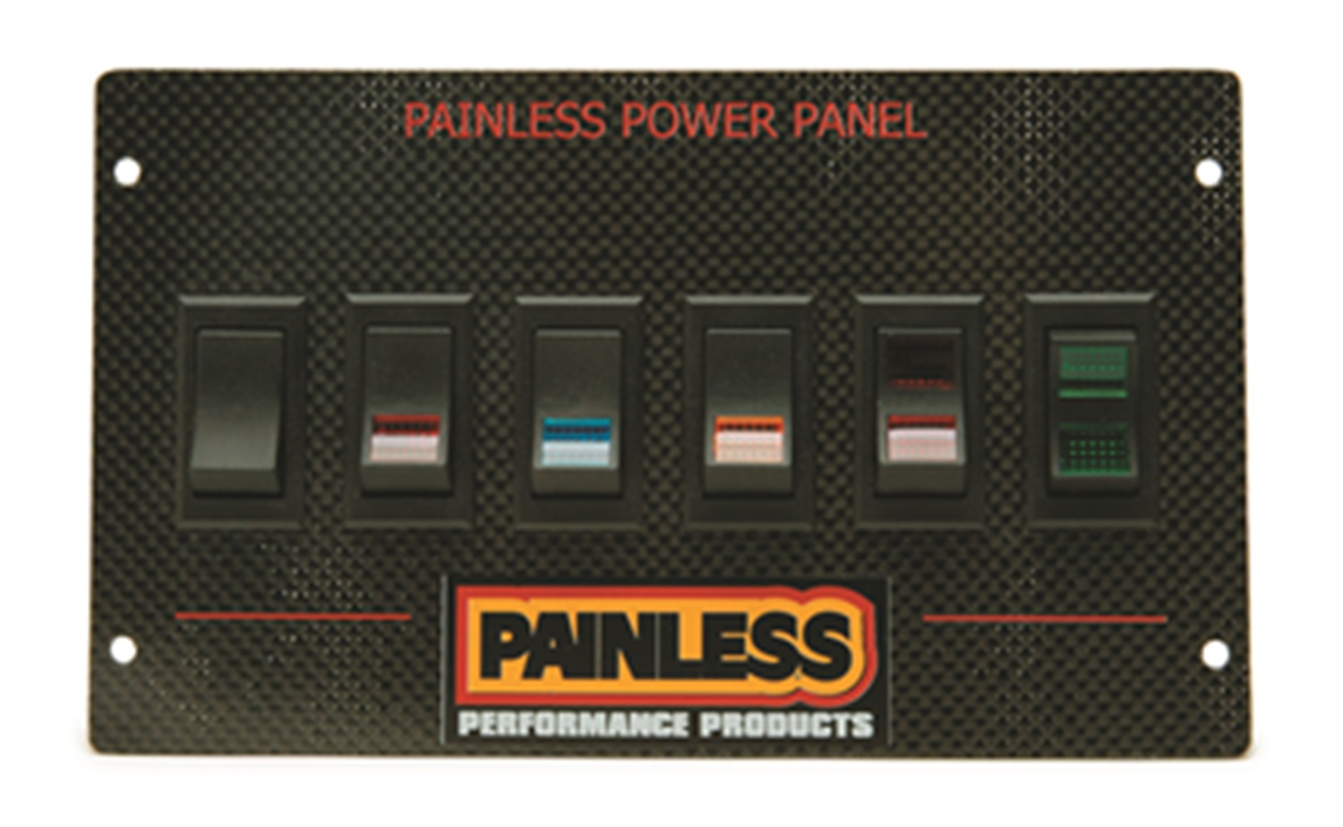 Painless Wiring Multi Purpose Switch Panel Kit