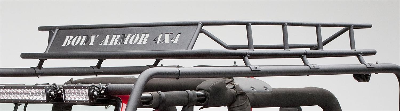 Body Armor Roof Rack