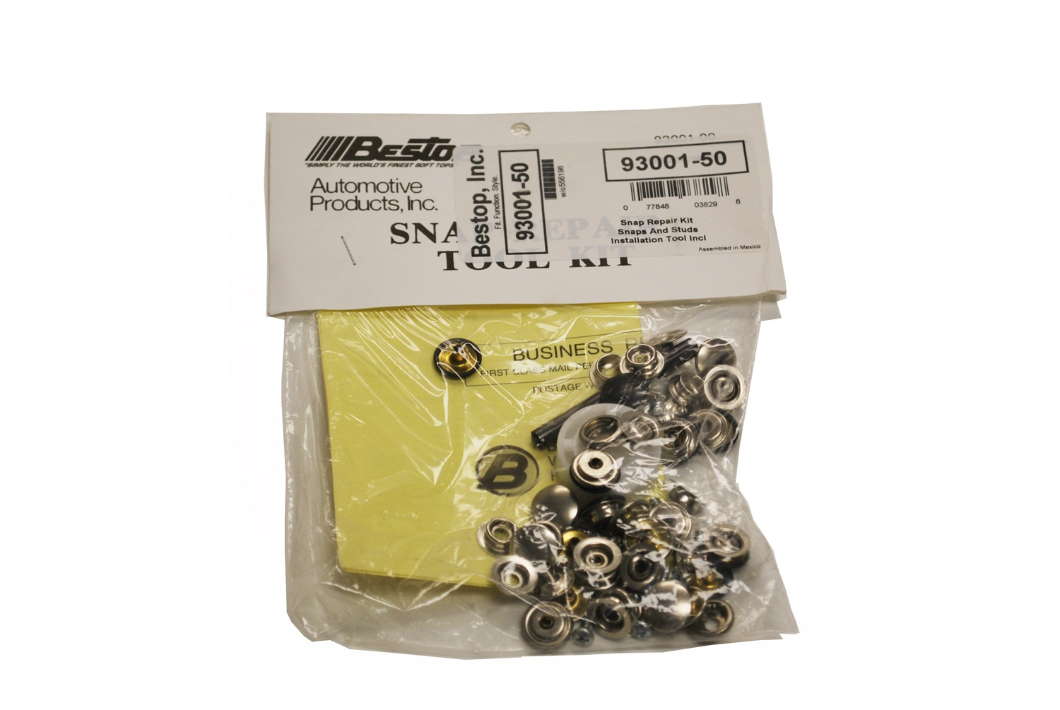 Bestop Soft Top Hardware Kit
