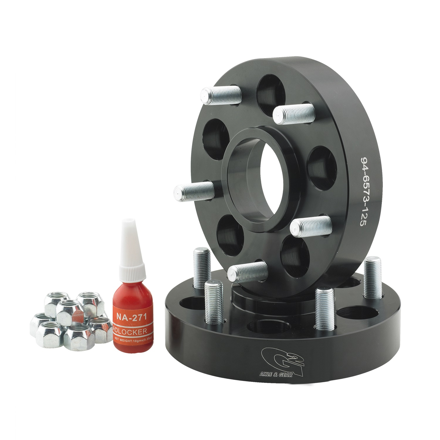 G2 Axle and Gear Wheel Adapter