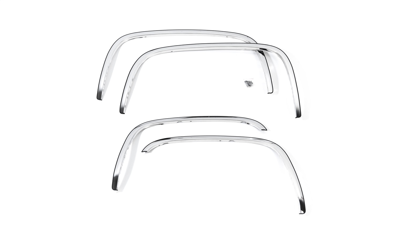 Putco Wheel Arch Trim Set