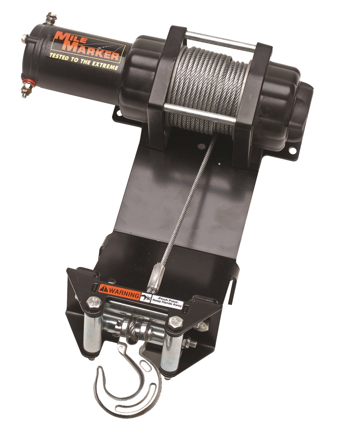 Mile Marker Winch Mount