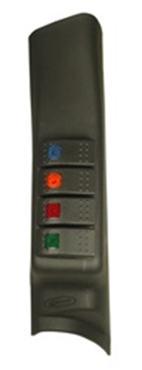 Daystar Switch Mounting Panel