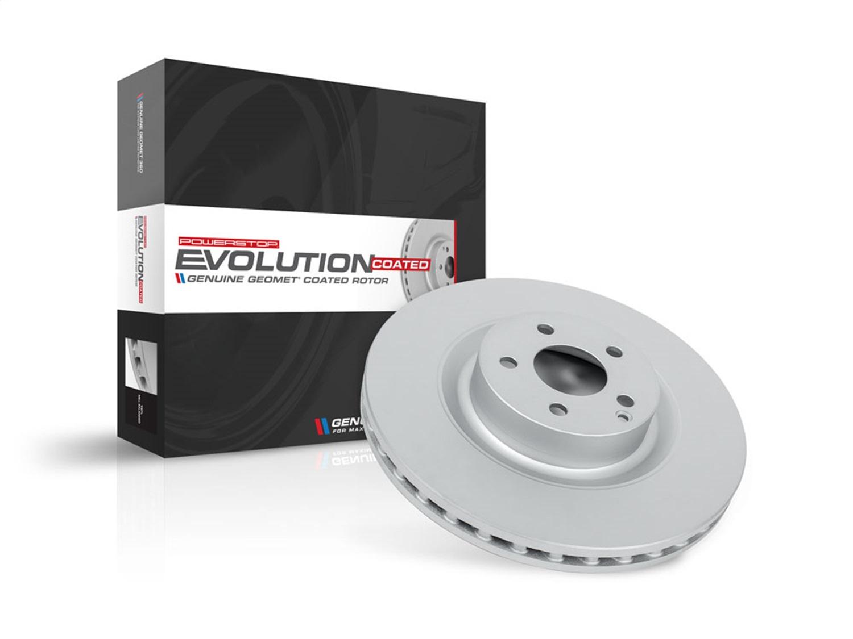 Power Stop Disc Brake Rotor