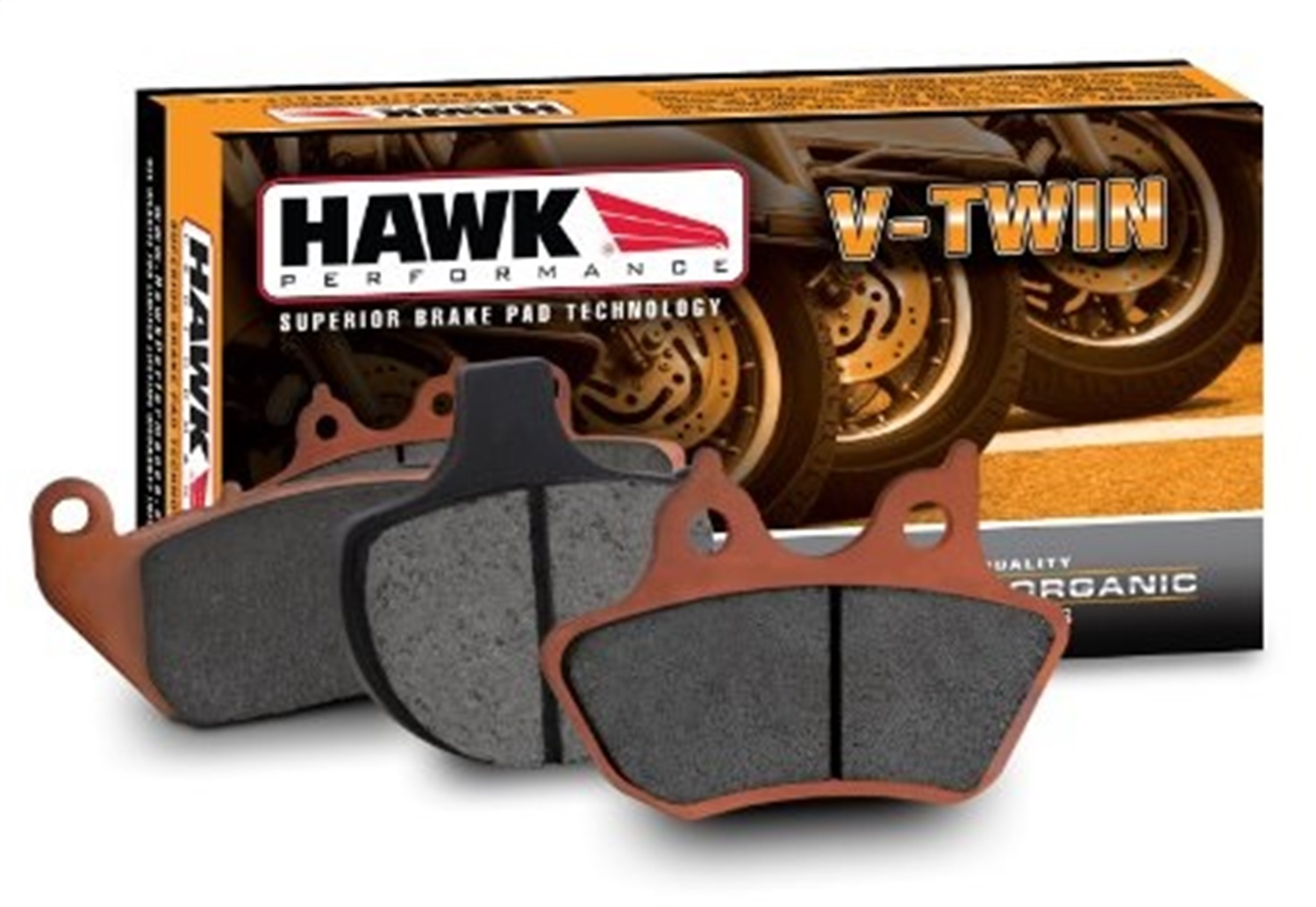 Hawk Performance Disc Brake Pad Set