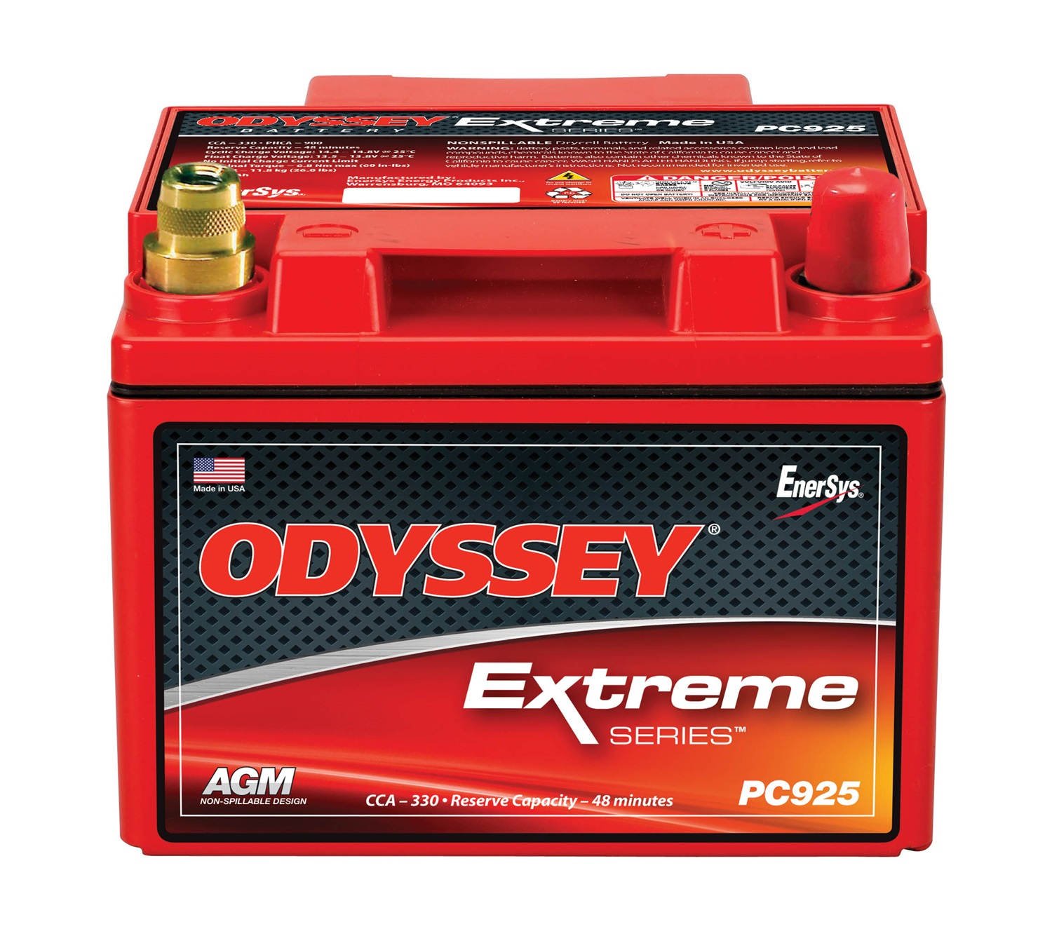 Odyssey Battery Vehicle Battery