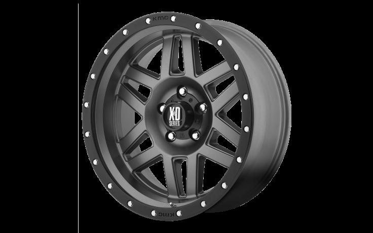 XD Series by KMC Wheels XD12868068400G