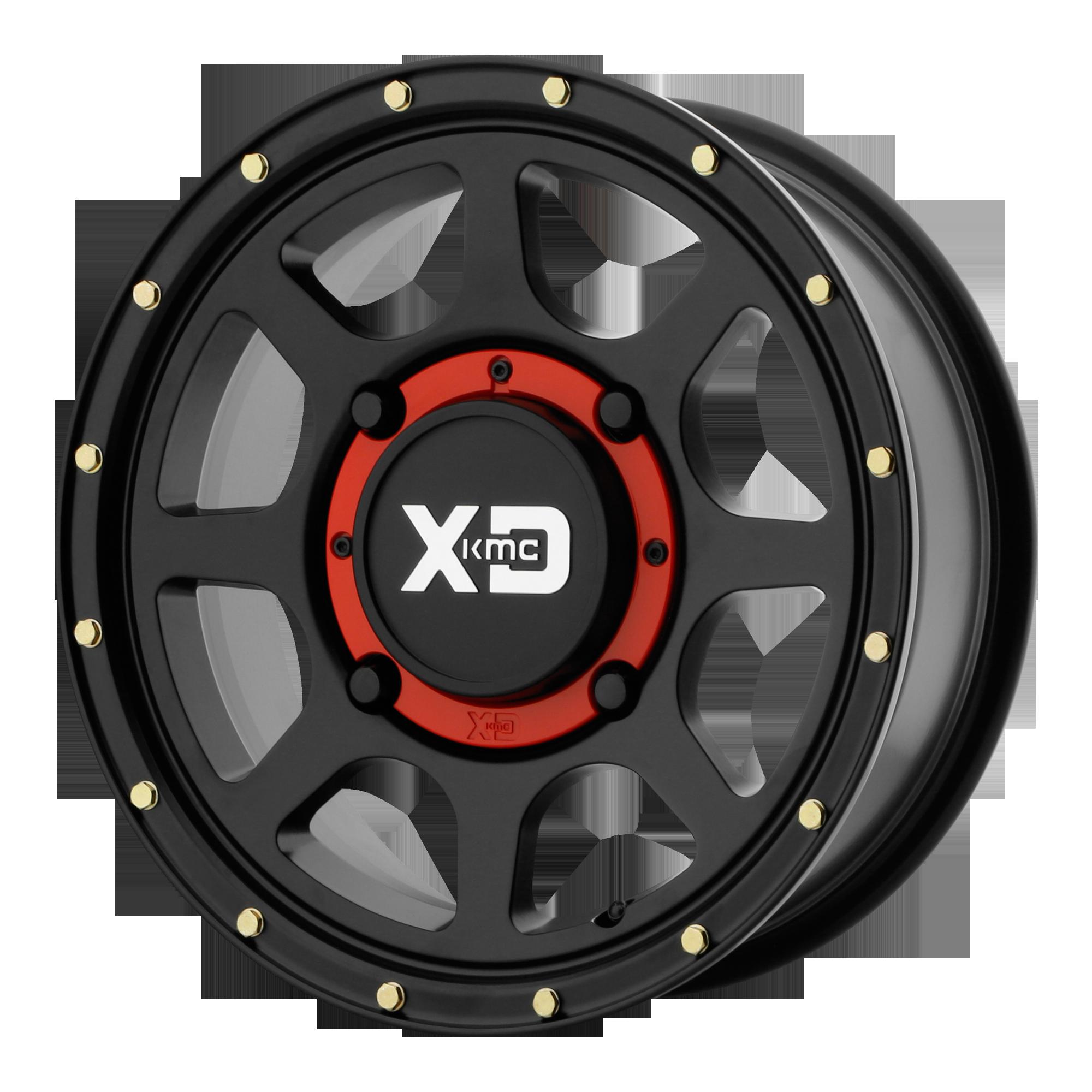 XD Series by KMC Wheels XS13447040710