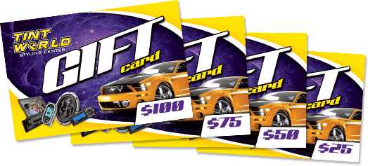 Tint World Gift Card