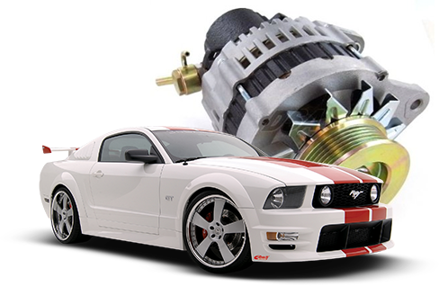 Car Starter and sports car