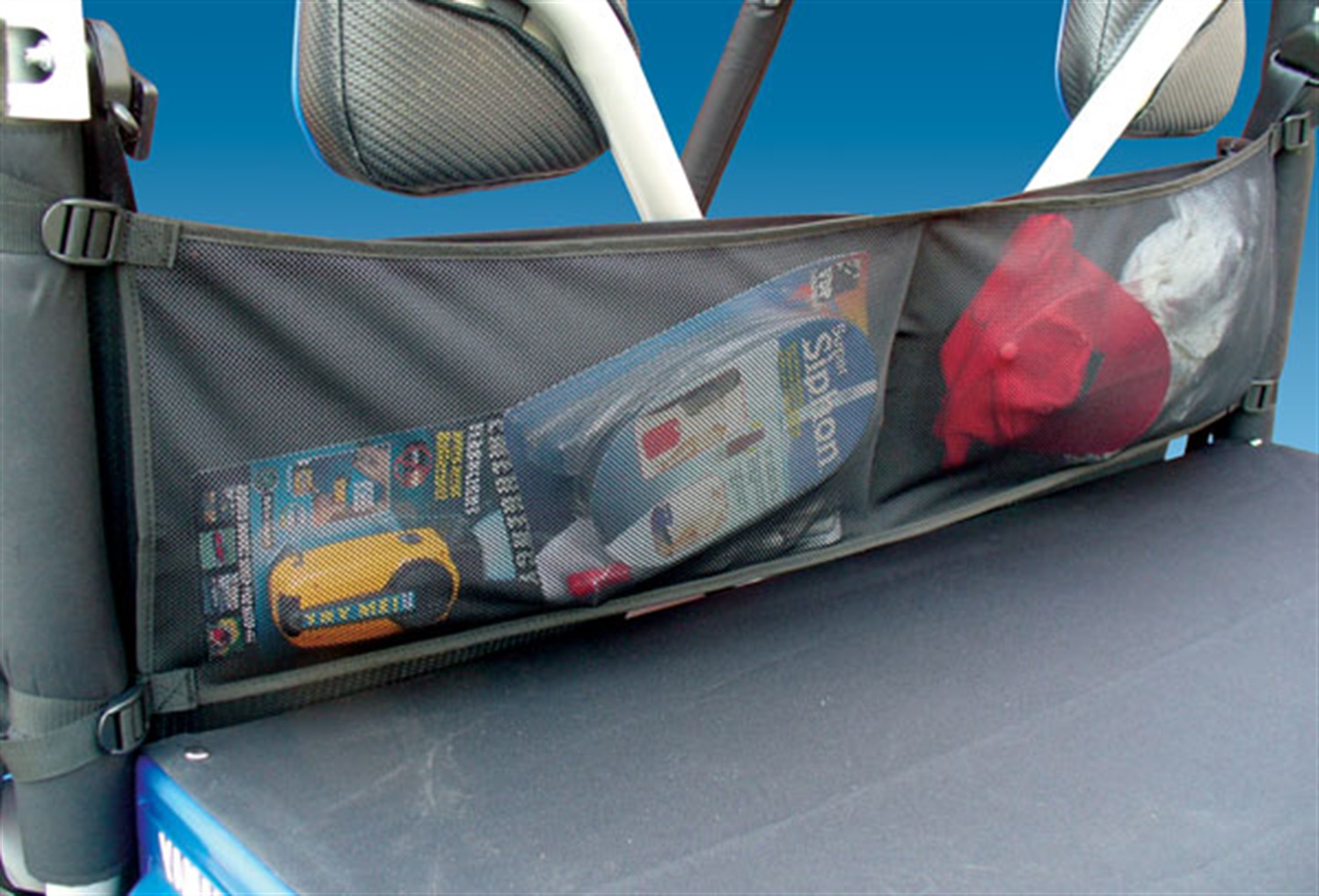Vertically Driven Products Cargo Holder